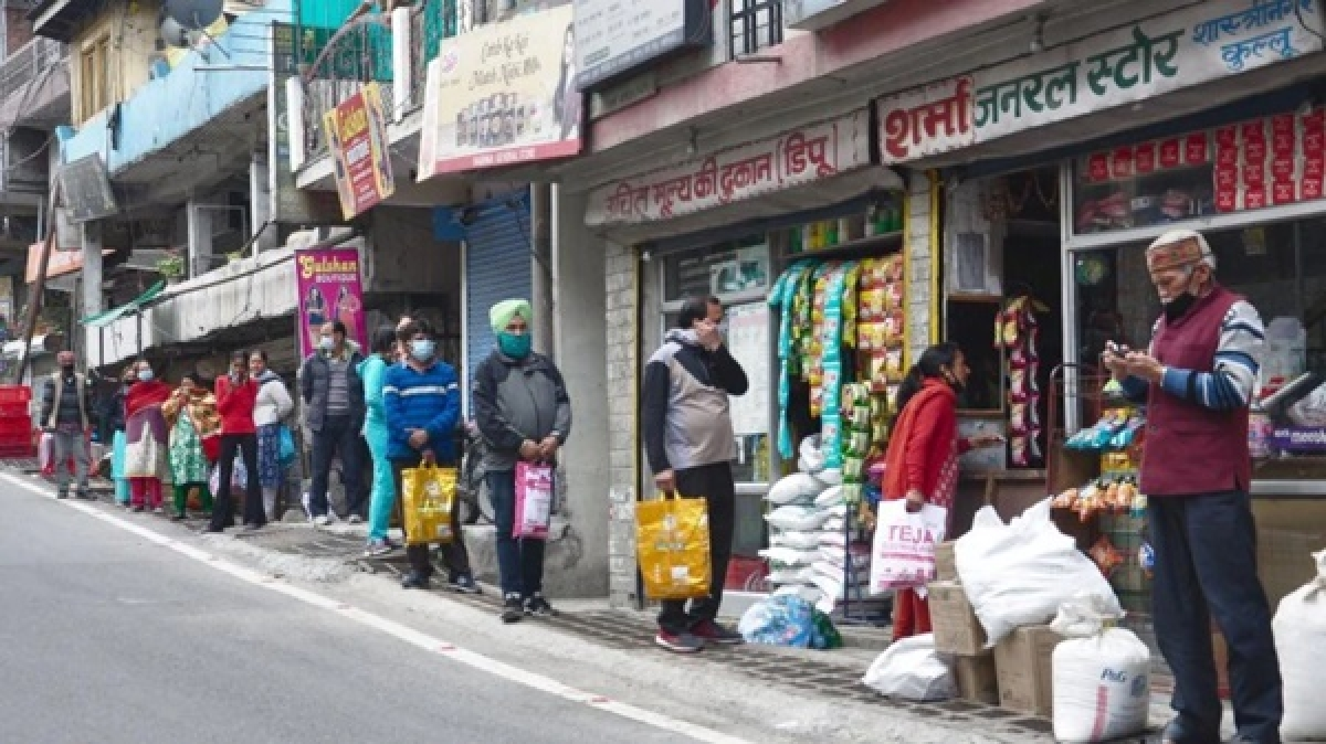 50 per cent of non-essential shops, except those in red zones, to remain open in Uttarakhand