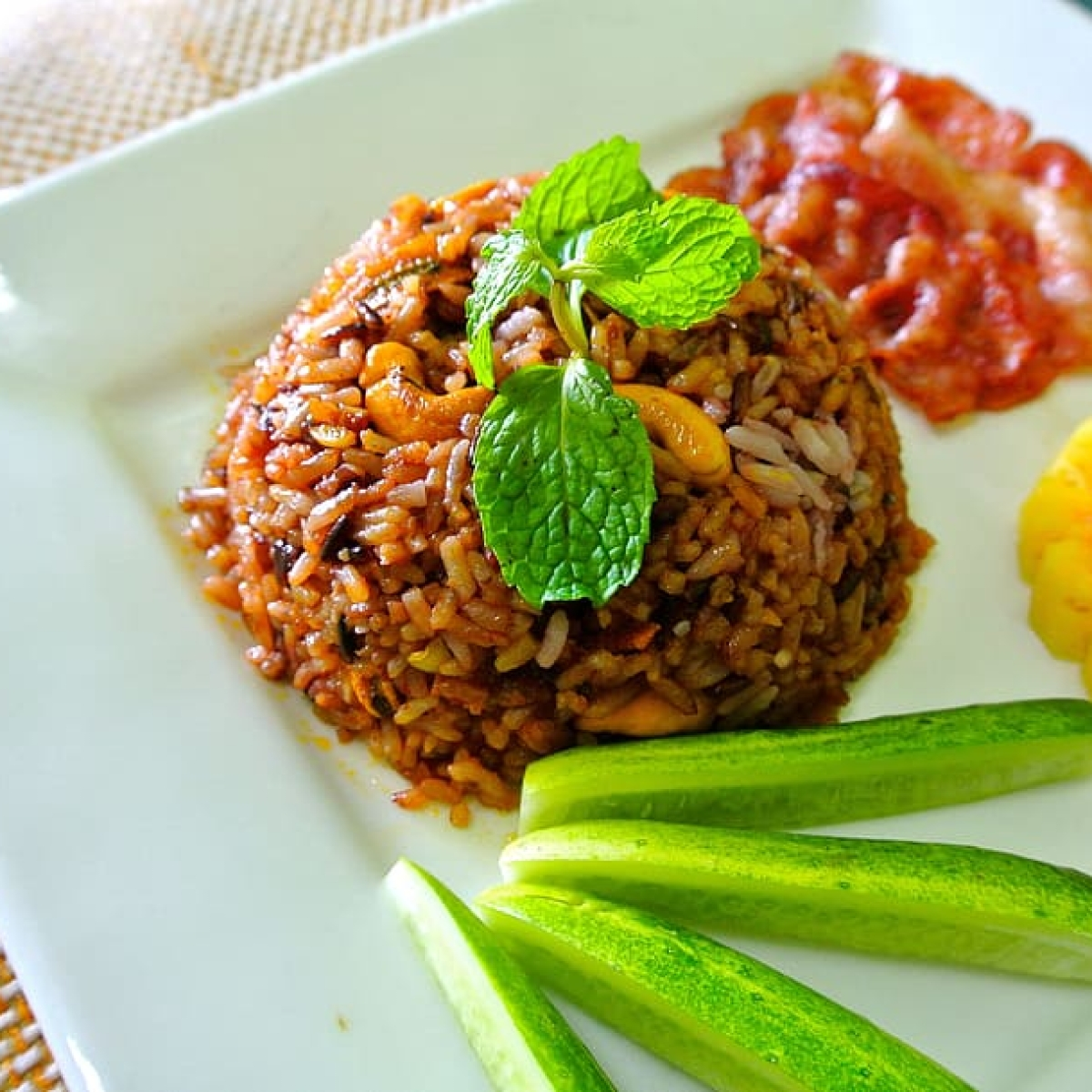 Coronavirus Lockdown Nutrition: Give your meal a Latin touch with Mexican tomato rice