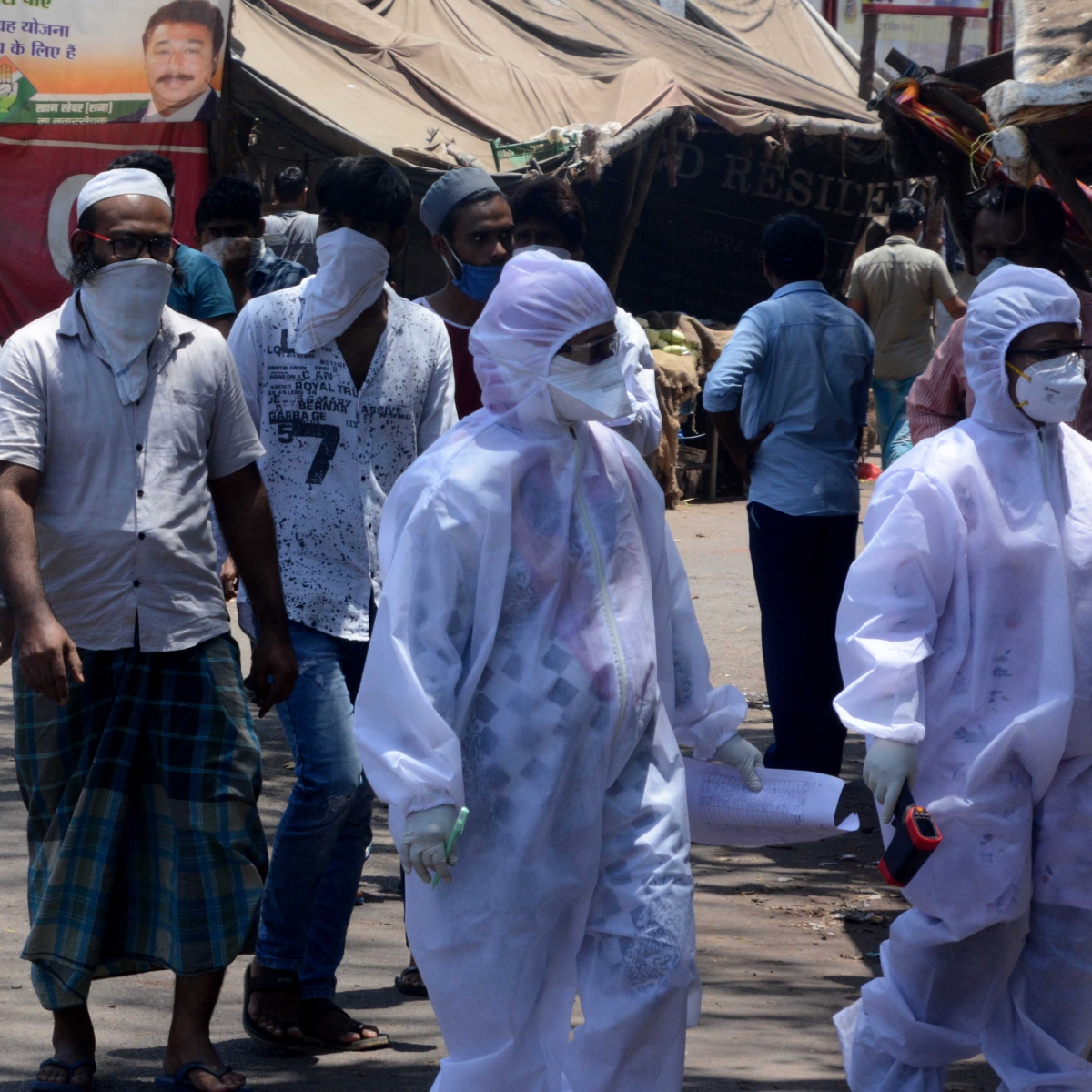 Coronavirus outbreak: Maharashtra crosses 3,000-mark in a day, with 58 deaths