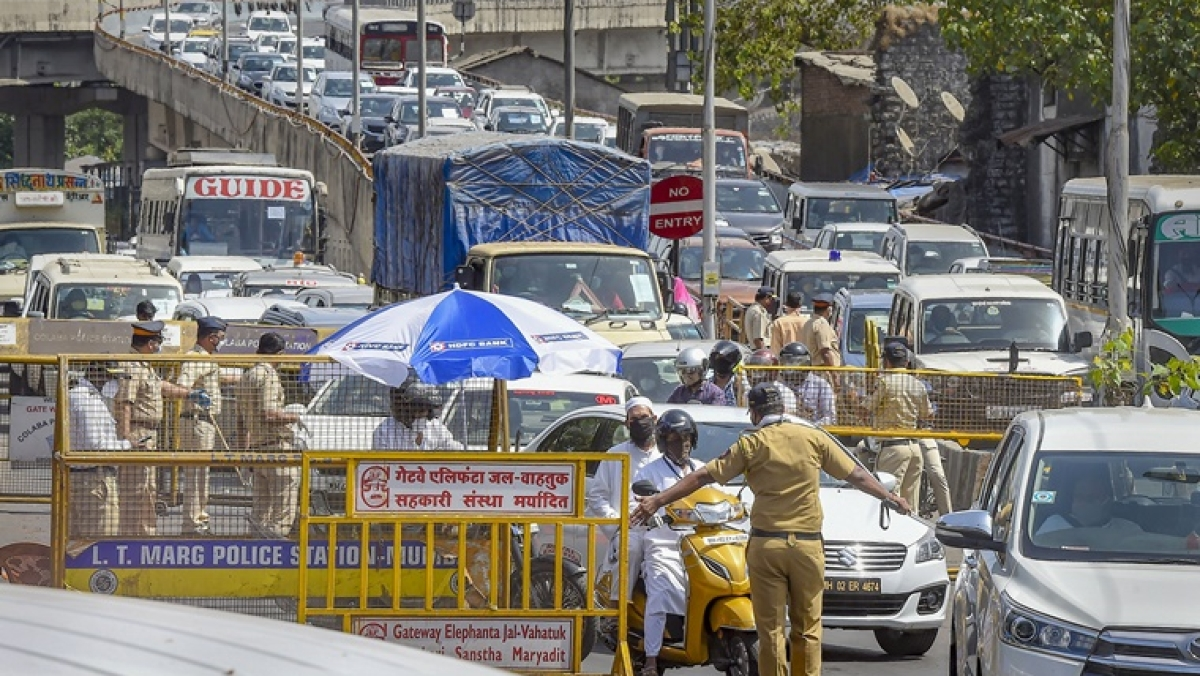Mumbai traffic police collects Rs 9 cr from lockdown violators