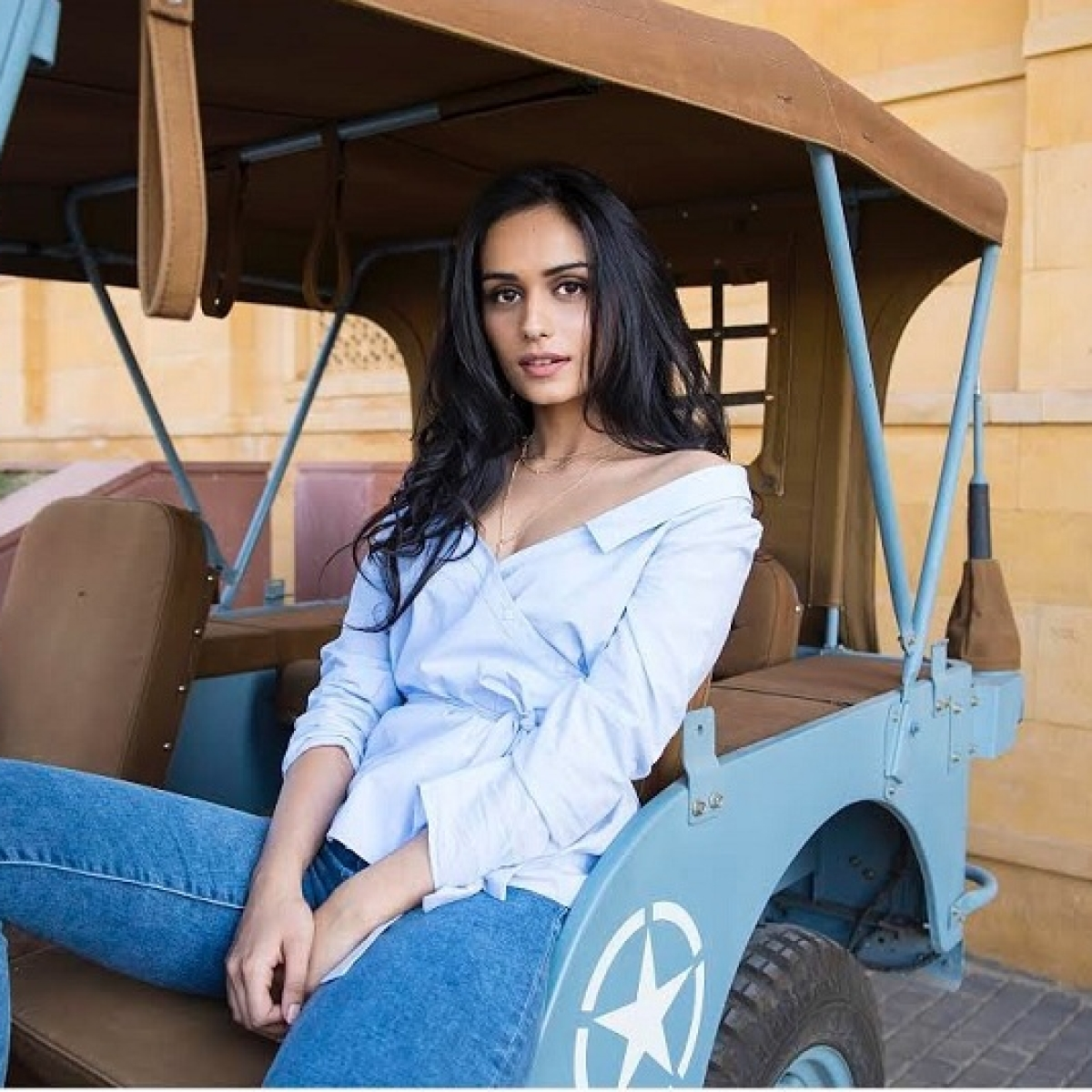 Manushi Chhillar joins global campaign to raise funds for COVID-19 relief work