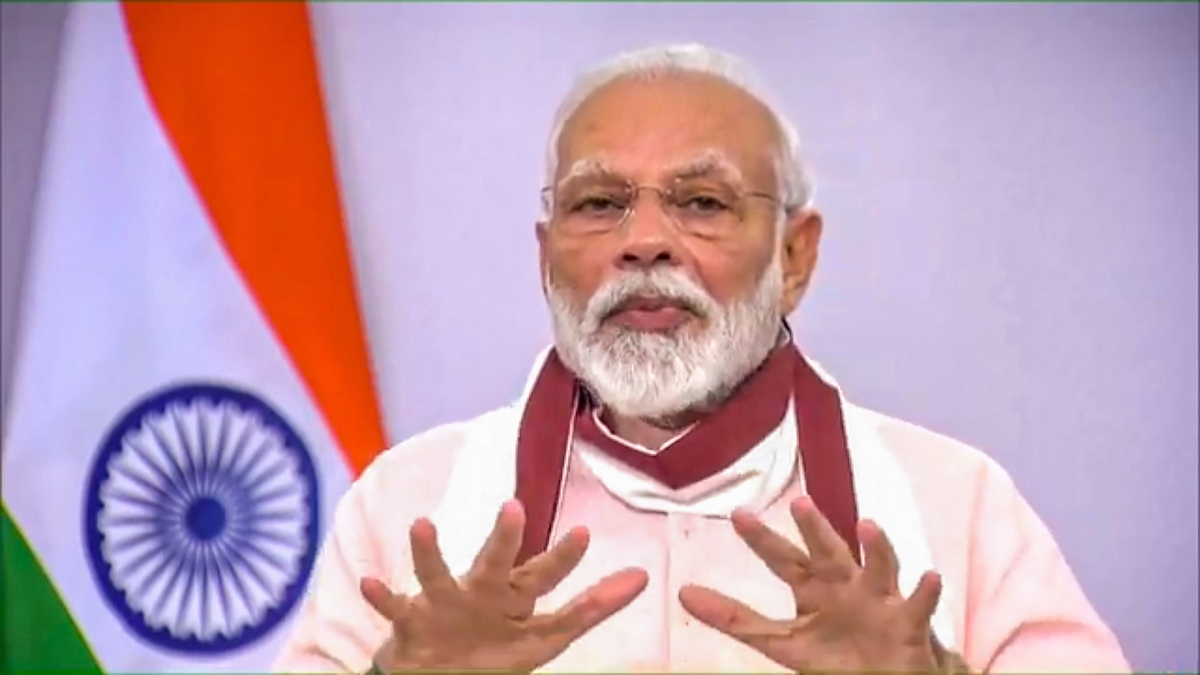 World facing biggest crisis since wars: Prime Minister Narendra Modi