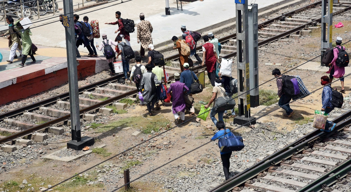 UP: Four migrants die on board Sharmik trains