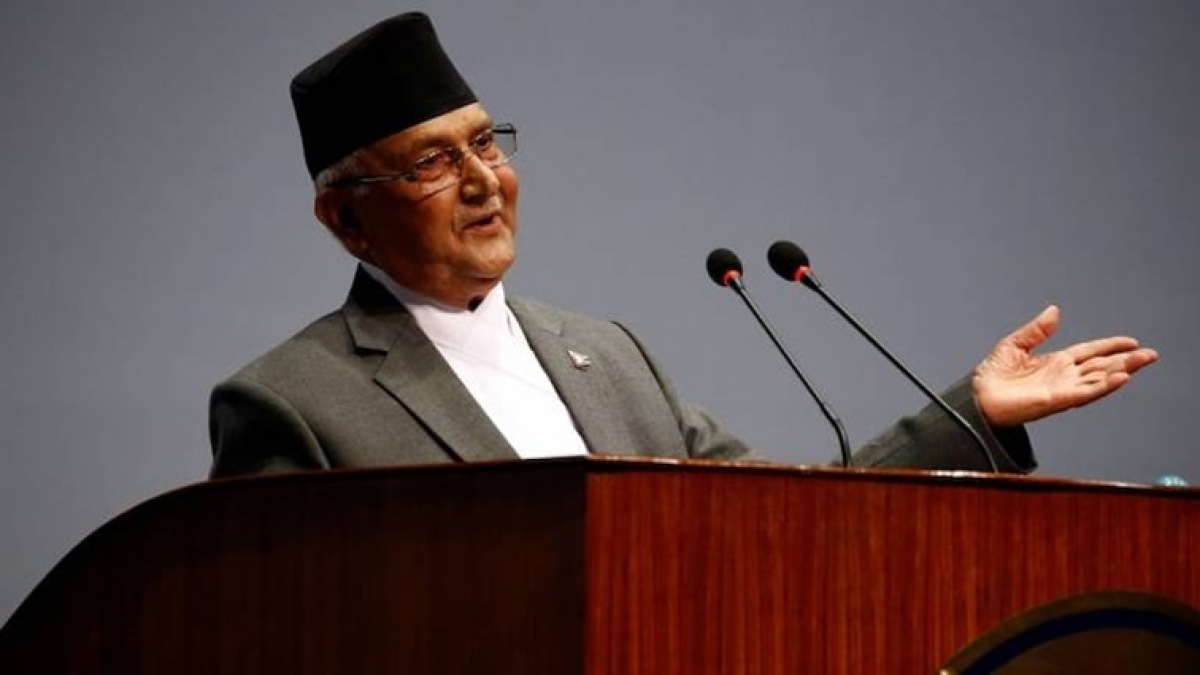 Nepal PM KP Sharma Oli says India is spreading COVID-19 and not China