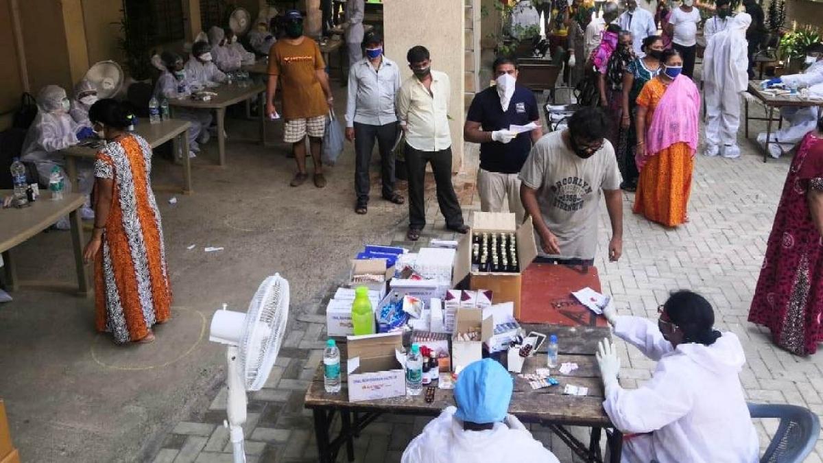 Coronavirus in Navi Mumbai: NMMC to screen 70,000 people in special containment zones