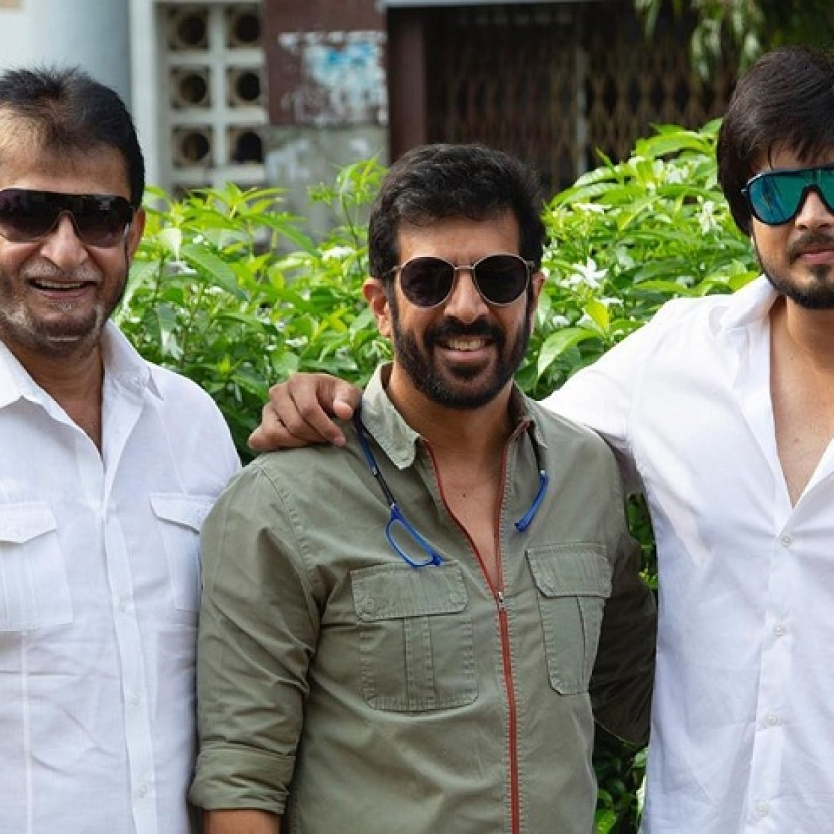 '83' actor Chirag Patil opens up about playing father Sandeep Patil on screen