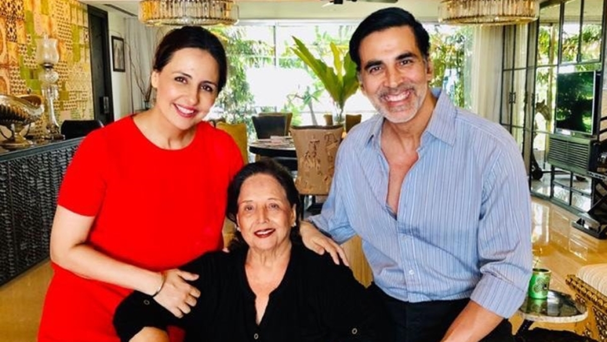 'The only one who can comfort me in troubled times': Akshay Kumar's heart-warming post on Mother's Day