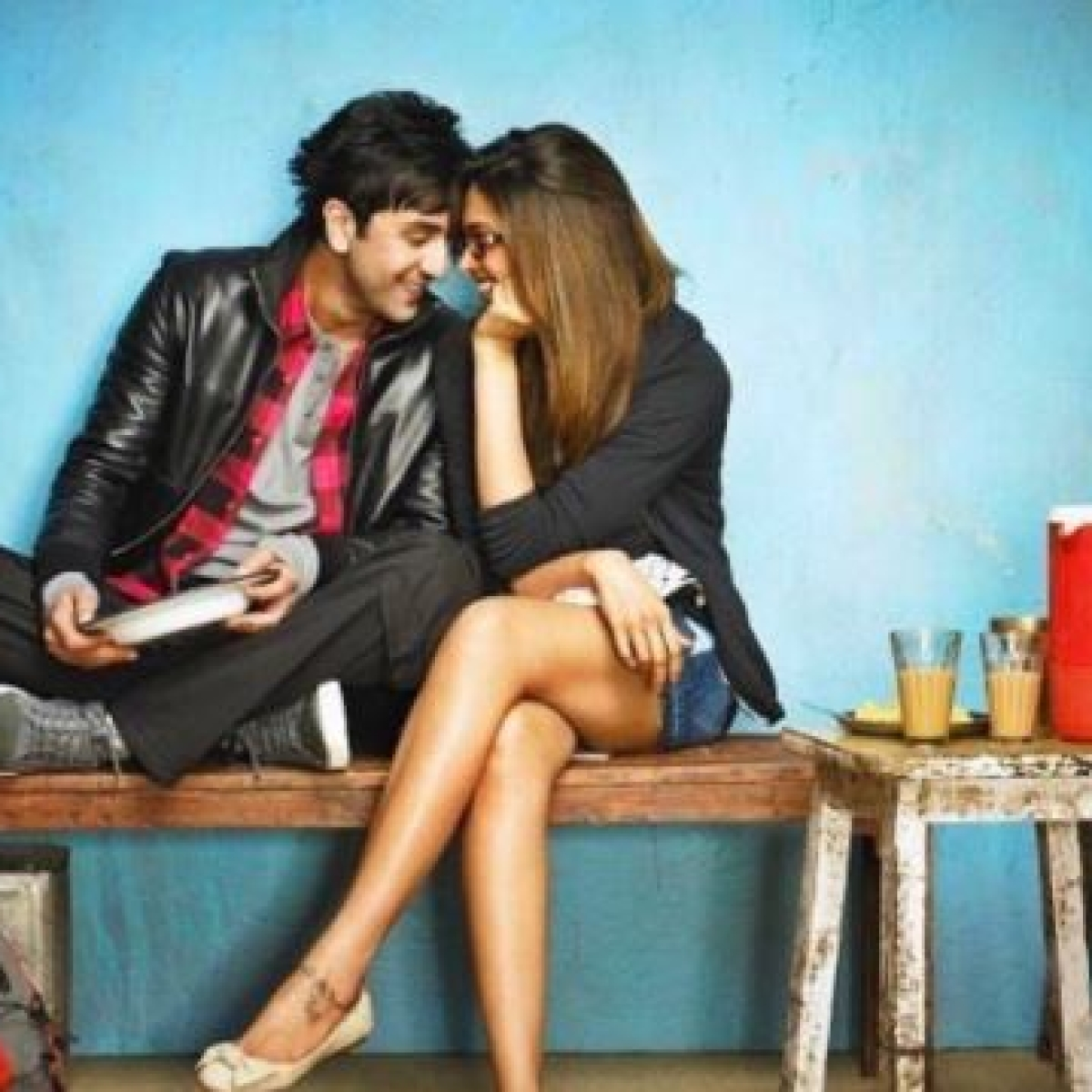 'Yeh Jawaani Hai Deewani' clocks 7 years, Deepika shares pics with Ranbir from 'first look' test