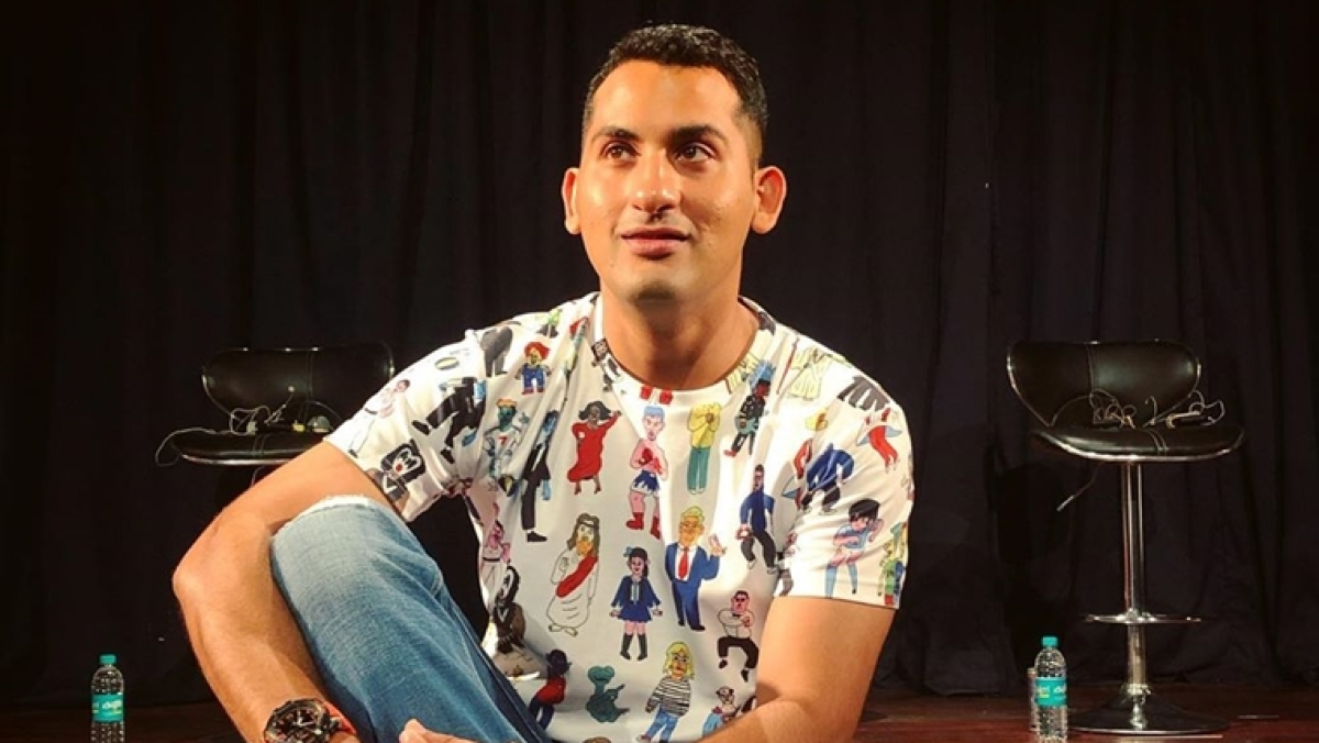 'My 3rd year through therapy and antidepressants', reveals comedian Danish Sait after Sushant Singh Rajput's death
