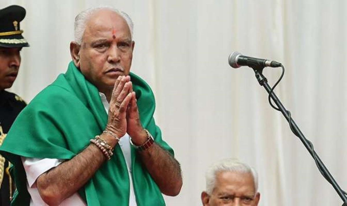Yediyurappa directs officials to take action against fake e-way bills