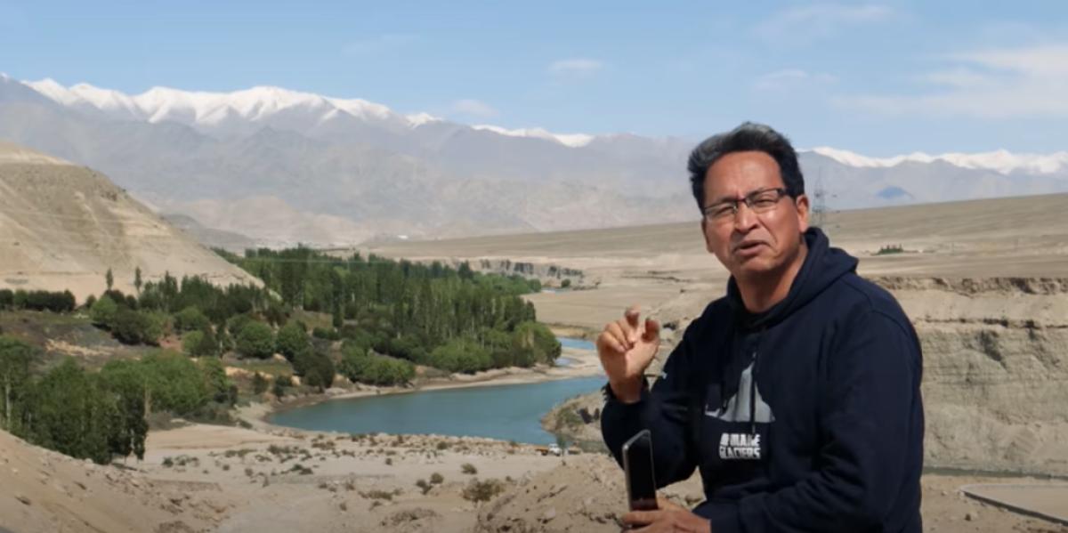 Engineer who inspired 3 Idiots character 'Phunsuk Wangdu', gets rid of things 'Made in China'