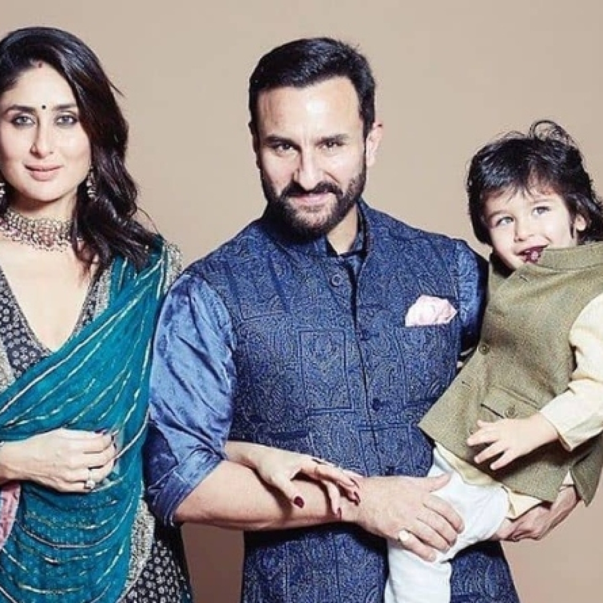 How Taimur Ali Khan is related to Rabindranath Tagore