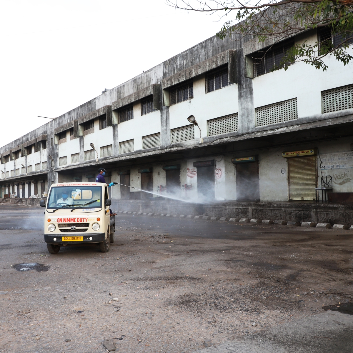 Navi Mumbai: GROMA traders seek level playing field, demand waiver off cess