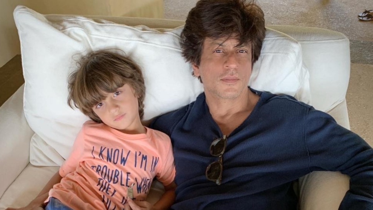 Happy birthday AbRam Khan: 10 times Shah Rukh Khan couldn't stop gushing over his baby boy's achievements