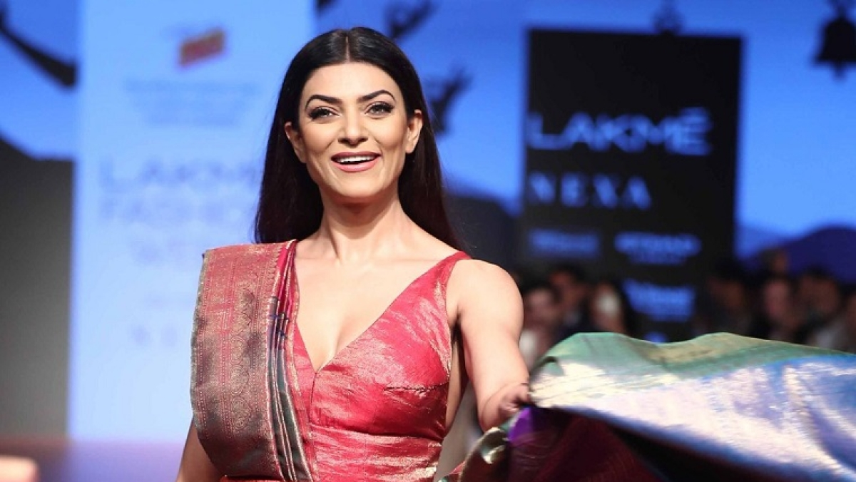 Sushmita Sen opens up about her struggle with an autoimmune condition called Addison's disease