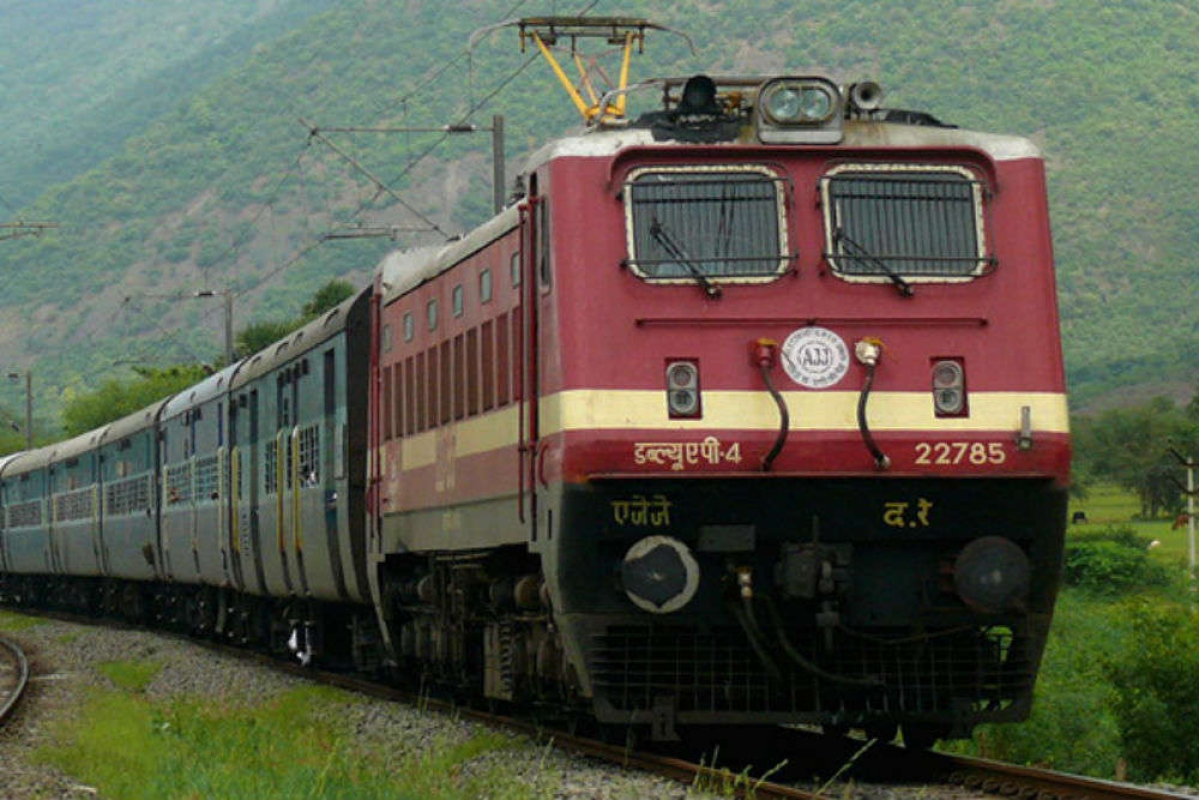 IRCTC shares up by 5 % over resumption of select passenger services