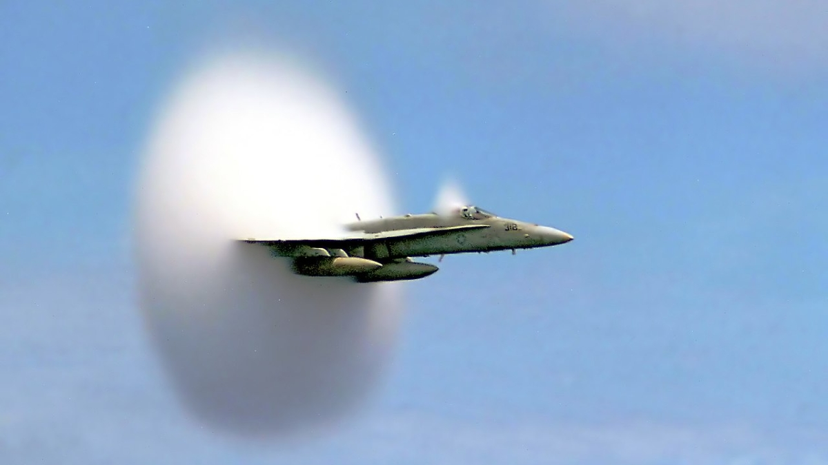 Sonic Boom in Bengaluru? The cool science behind an aircraft breaking the sound barrier