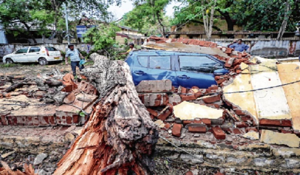 'Amphan' intensifies into severe cyclonic storm: MeT office