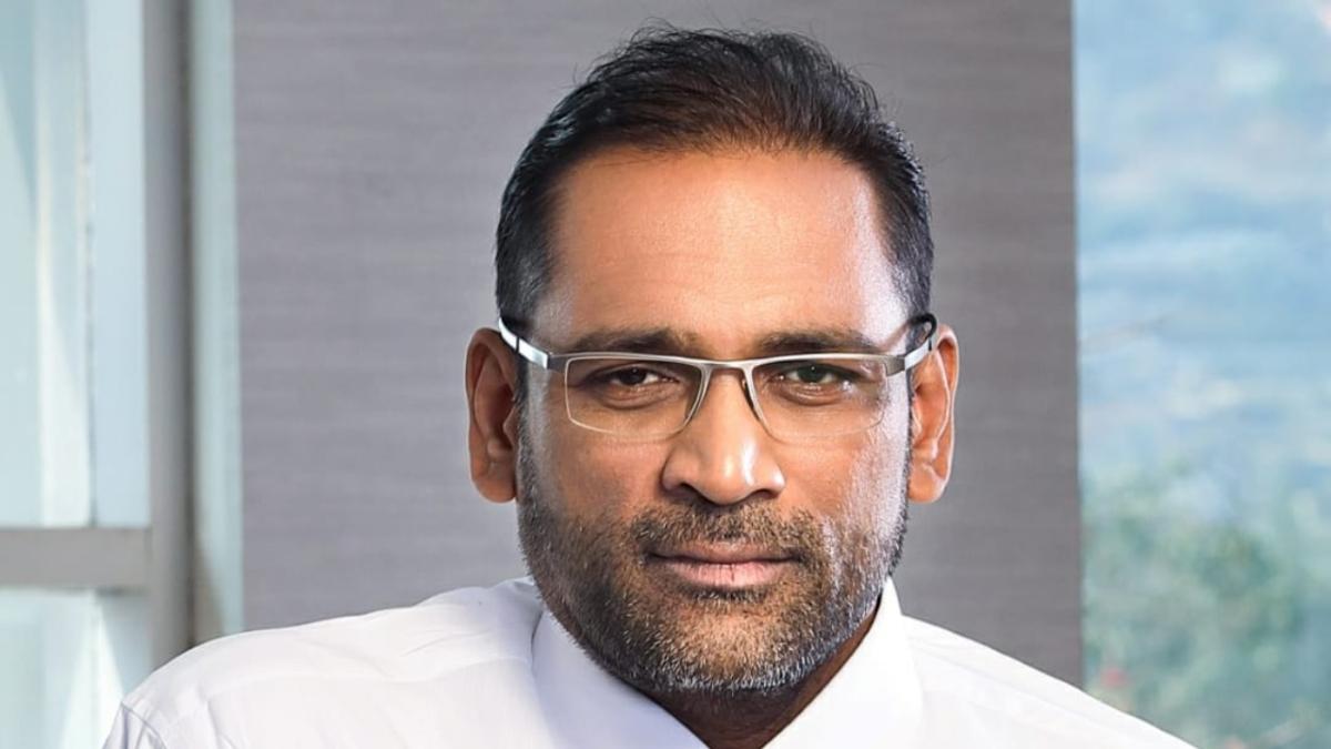Dr Vishal G Warke, director, HiMedia
