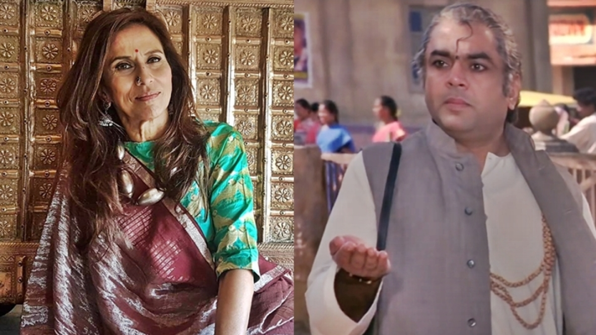 Shobha De wonders why PM Modi waits till end for important announcements, check out Paresh Rawal's interjection