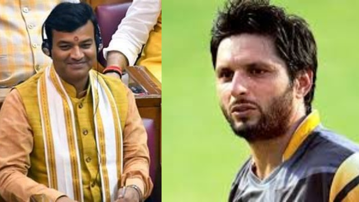 After Yuvraj and Harbhajan, UP minister Swaroop Shukla slams Shahid Afridi for remarks on Kashmir, says 'Tricolour will soon unfurl in PoK'