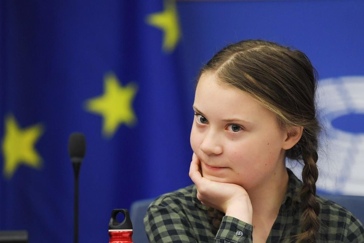 Greta lashes out at Danes for dumping wastewater into strait