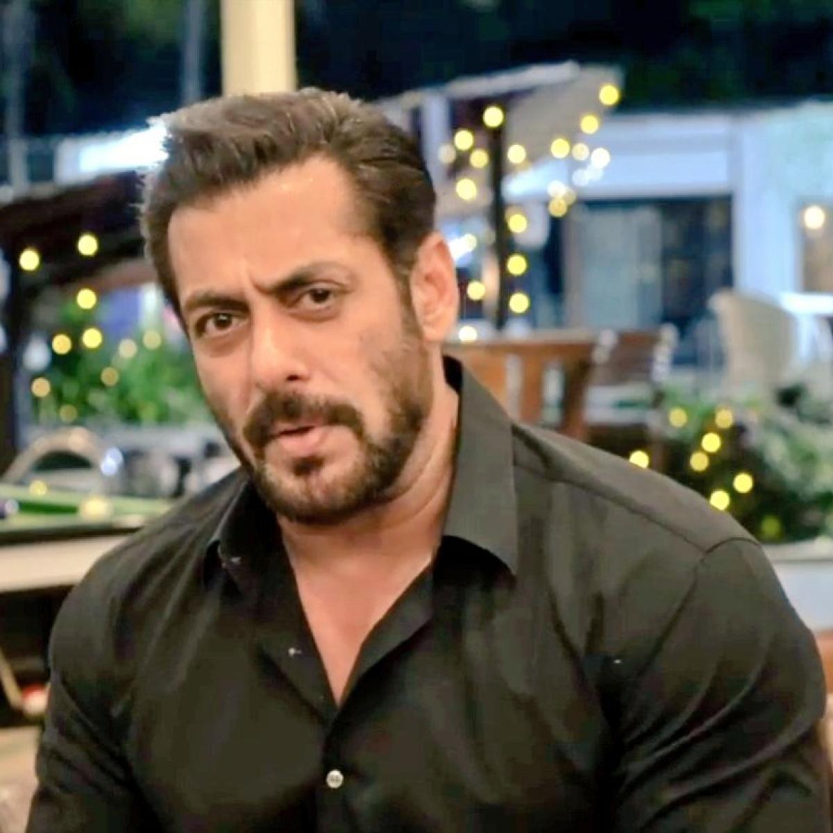 It's very essential to do sanitisation: Salman Khan