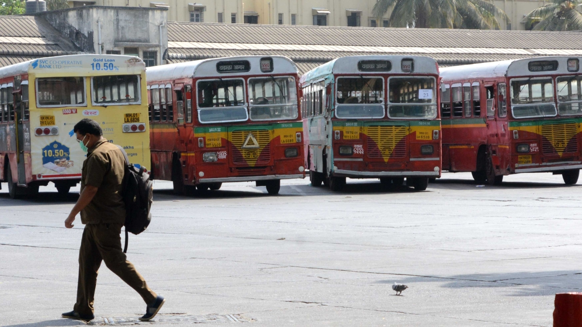 Coronavirus in Mumbai: Number of BEST cases double in 10 days, total cases rises to 208