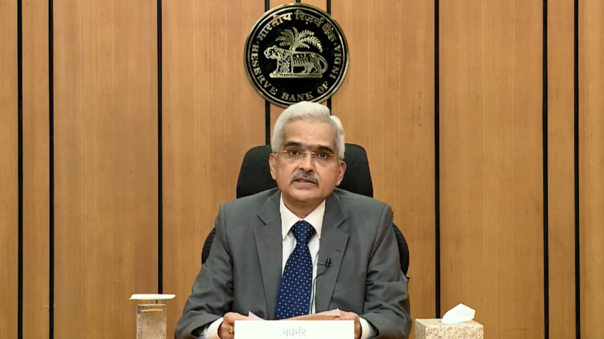 India's GDP growth rate likely to be in negative due coronavirus pandemic, says RBI Guv Shaktikanta Das