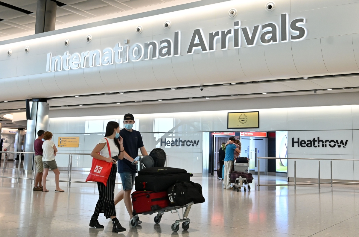 UK plans 14-day compulsory quarantine for all airport arrivals