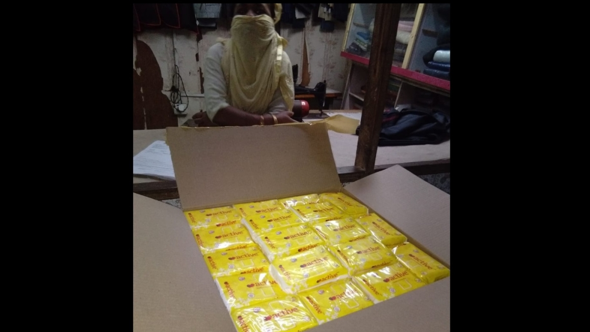 BMC and Maharashtra Government distribute Sanitary napkins in Mumbai