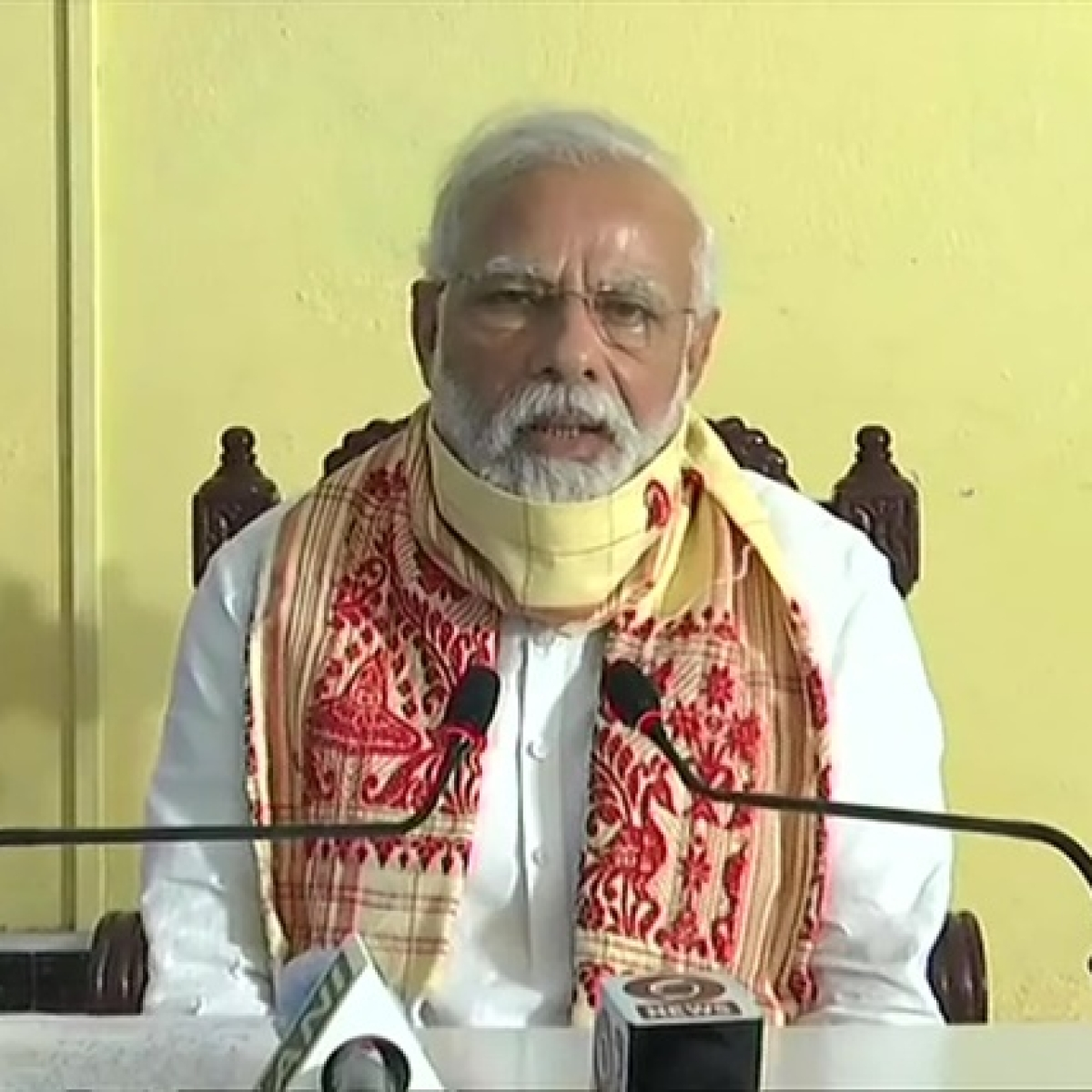 Cyclone Amphan: PM Modi announces Rs 1,000 cr relief package for West Bengal