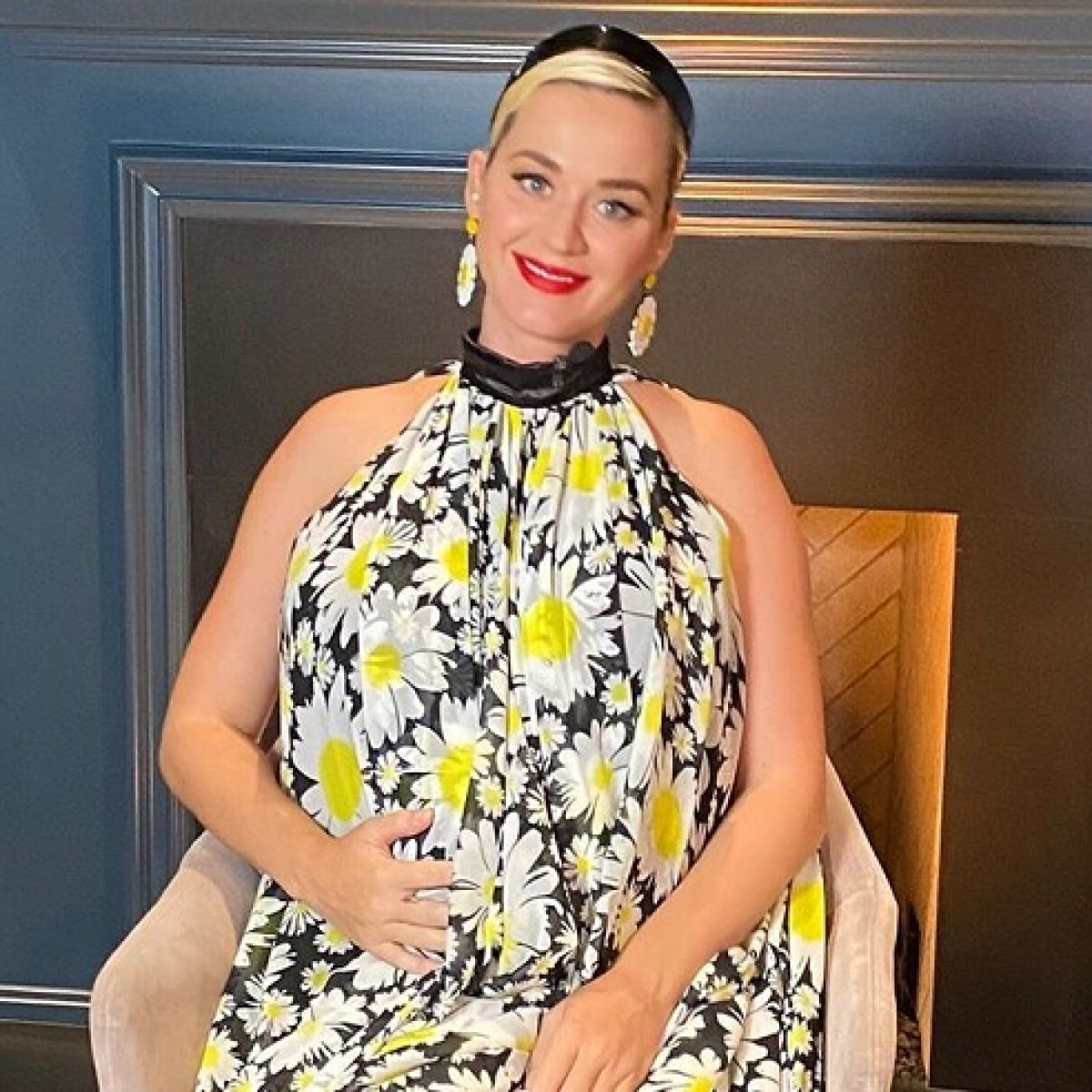 Katy Perry says she will stay at home even after quarantine ends