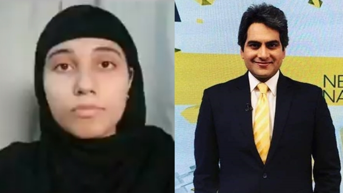Watch: Nazma Aapi's brutal takedown of Sudhir Chaudhary and Zee News is a work of art