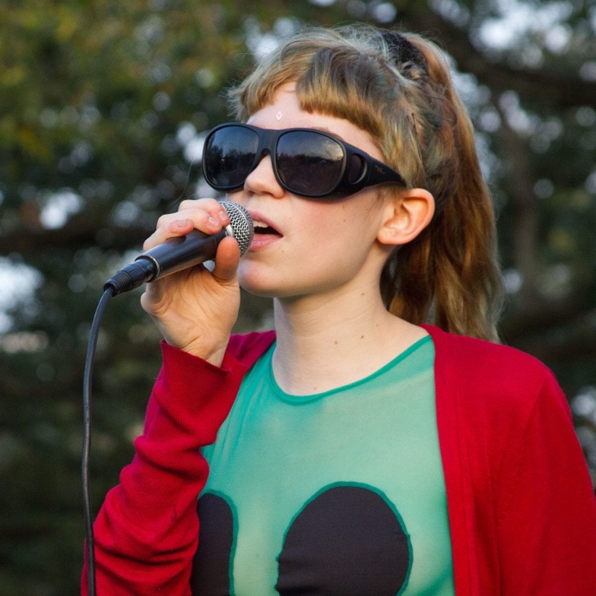 Canadian singer Grimes is legally selling her soul as part of virtual art exhibition