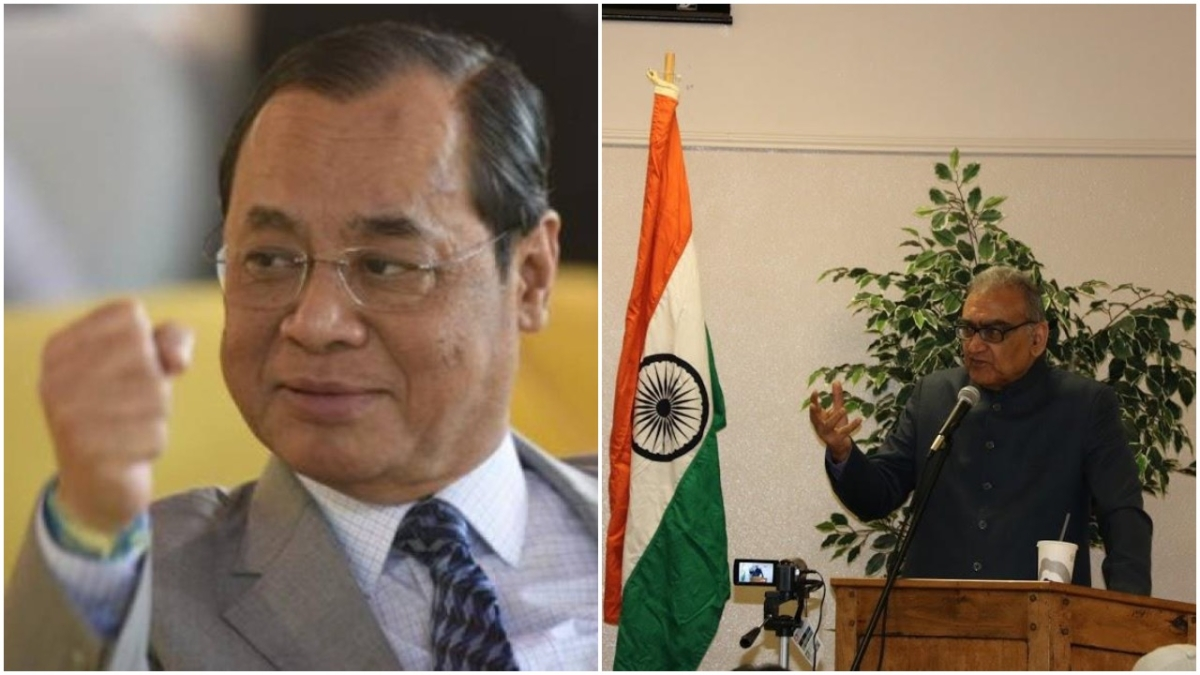 Justice Fight Club: Why does SC Judge Katju often attack former CJI Gogoi?