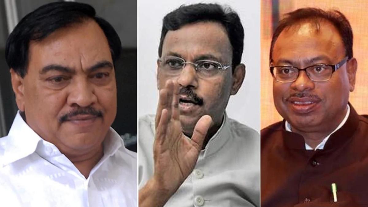 BJP fields Maratha and OBC candidates for Maharashtra MLC election, drops Eknath Khadse, Vinod Tawde