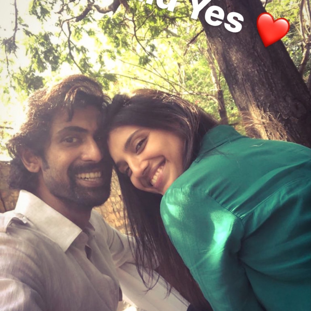 Aww: Amid coronavirus lockdown, Bahubali star Rana Daggubati gets engaged to Miheeka Bajaj