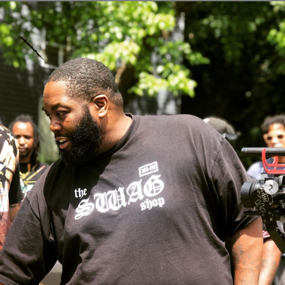 Rapper Killer Mike explains why he said CNN  is 'not good for our physical health'