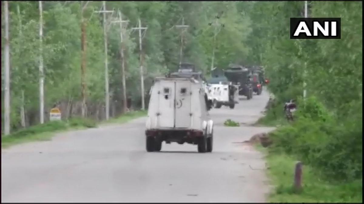 3 CRPF personnel killed, 7 injured after terrorists attack patrol in Kashmir's Handwara; one terrorist neutralised