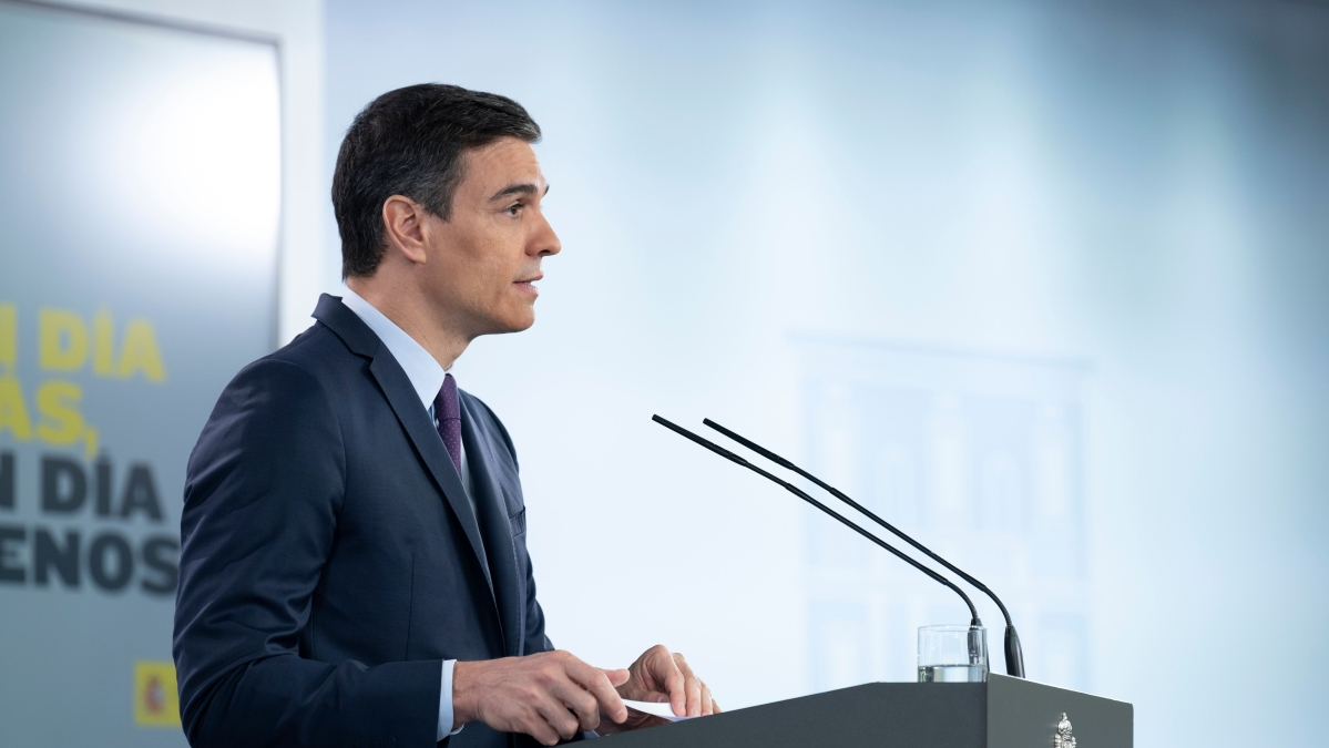 Spanish PM says to ask for final extension to State of Alarm
