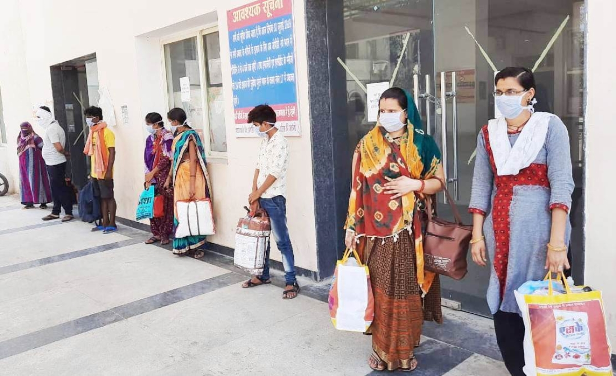 Madhya Pradesh: Corona winners outnumber new cases in Khandwa for second day