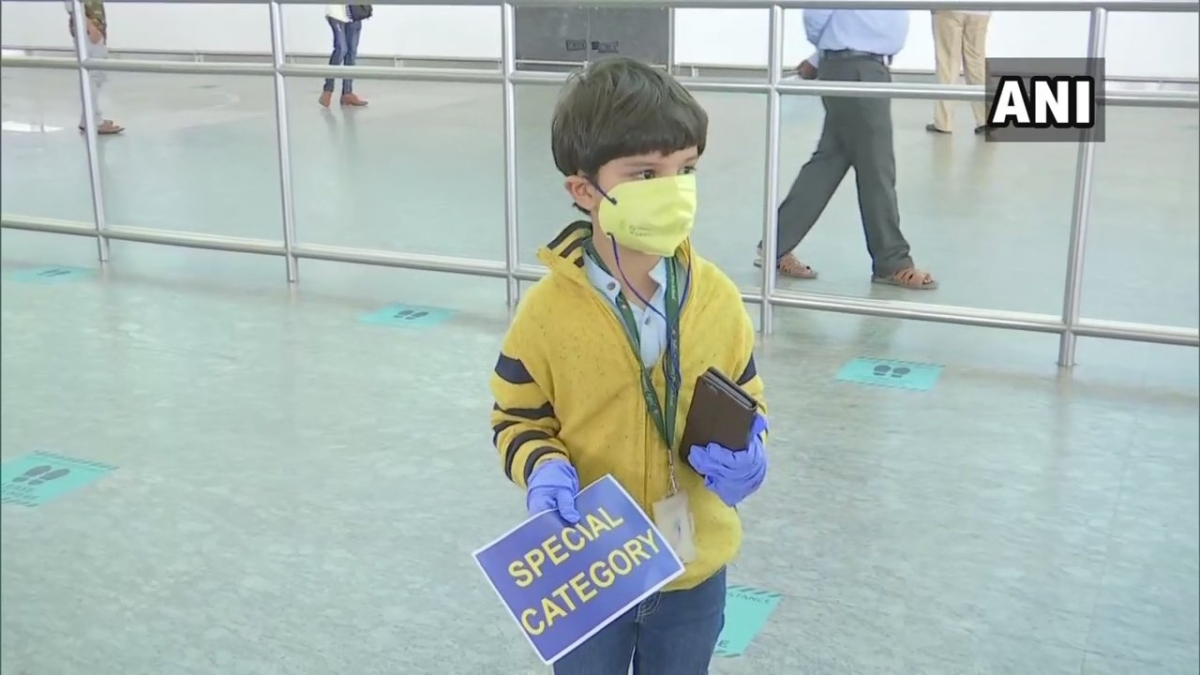 5-year-old flies alone from Delhi to Bengaluru; reunites with parents after 3 months
