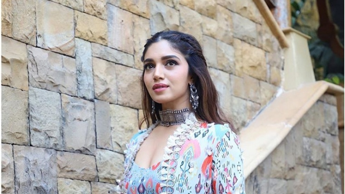 Bhumi Pednekar discovers uncanny similarity with her character in 'Dolly Kitty Aur Woh Chamakte Sitare'