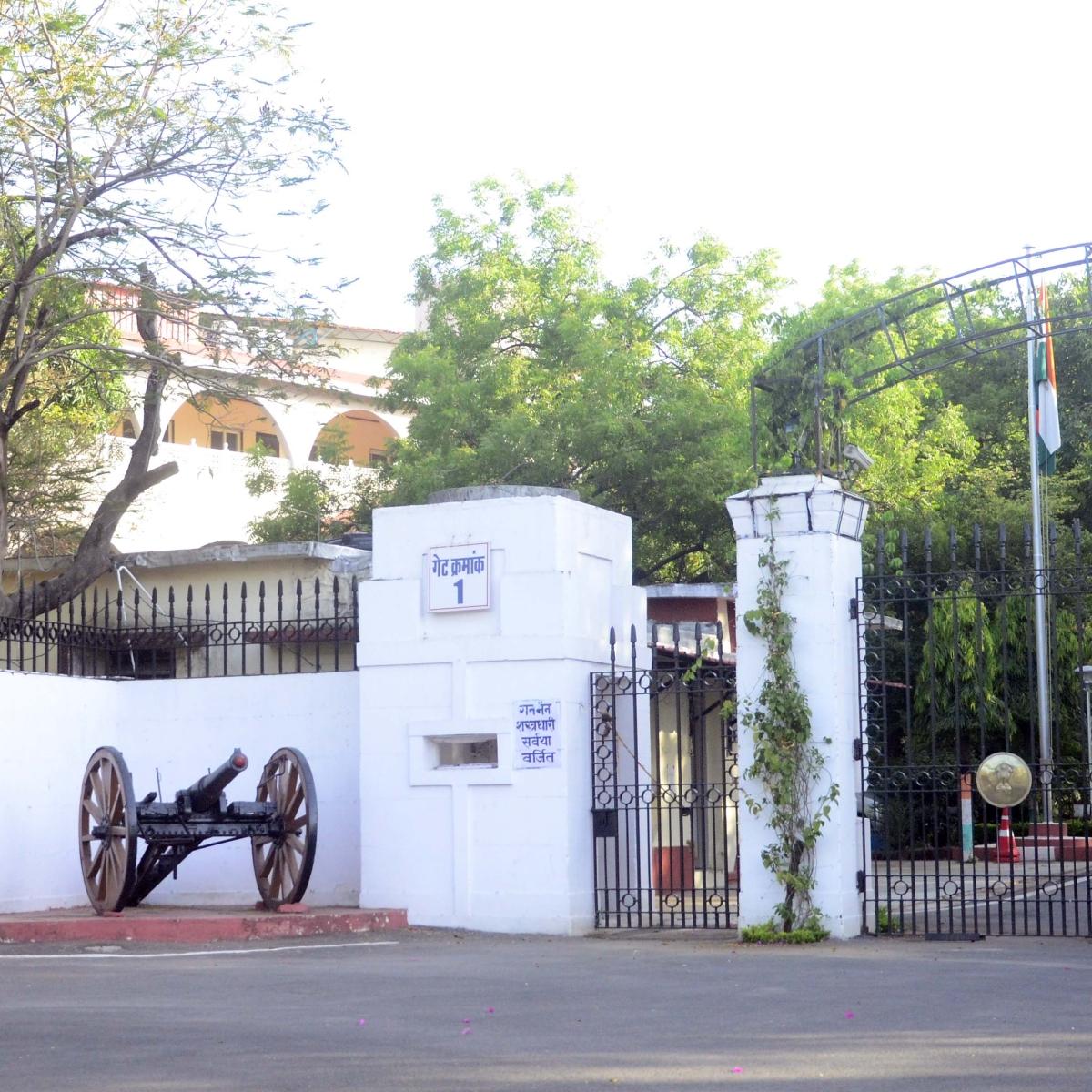 Bhopal: Corona infects 16 jawans in three days at Raj Bhavan