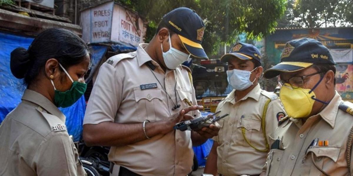 Mumbai Police assistant sub-inspector dies of COVID-19