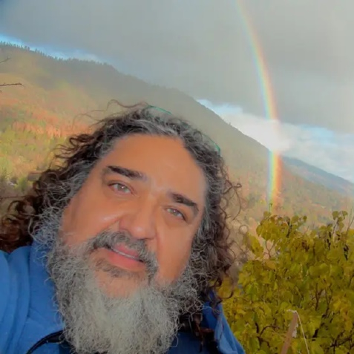 'Double Rainbow' viral video star Paul L Vasquez dies at 57
