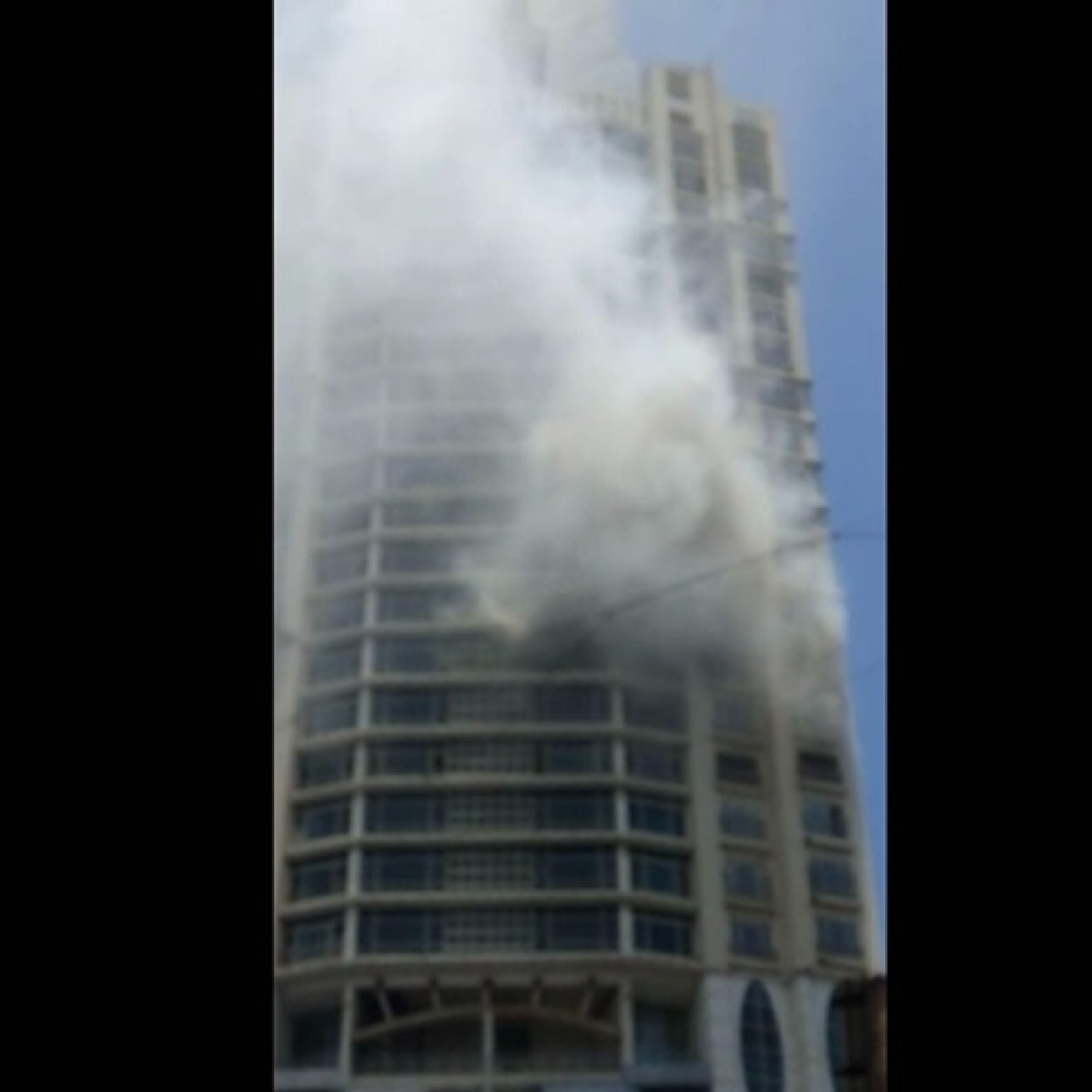 Minor fire breaks out at a kitchen of  high rise building in South Mumbai