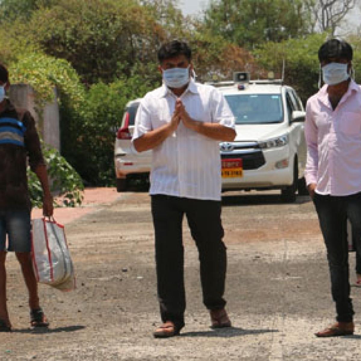 Madhya Pradesh: 13 corona winners discharged in Burhanpur, Agar now corona-free district