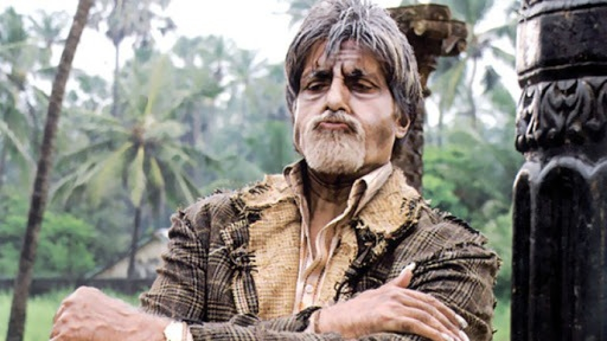 Amitabh Bachchan remembers how kids still call him 'Bhoothnath' uncle as his horror-comedy clocks 12 years